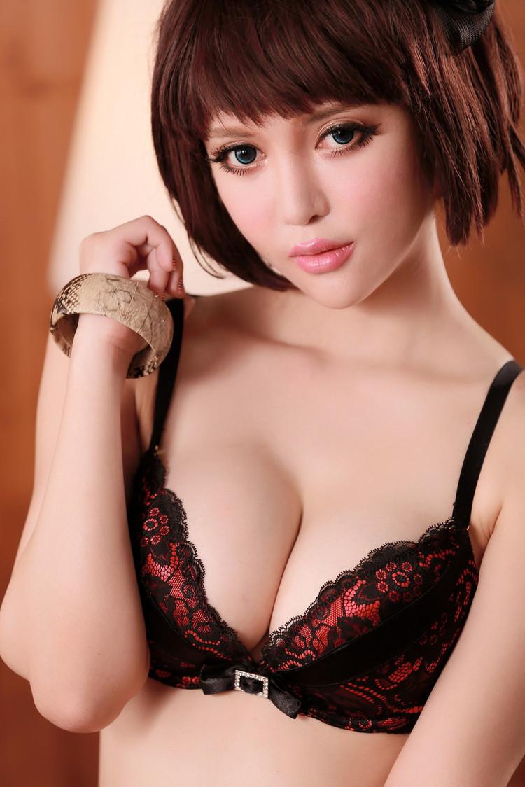 赵妍欢内衣棚拍演绎完美性感2 - 可可影像 - 可可影像