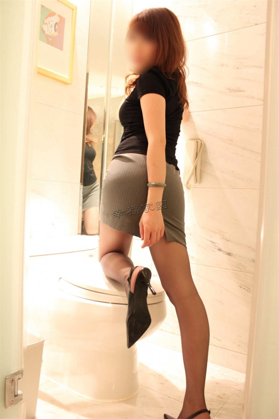性感少妇私房黑丝诱惑匿名写真图片(图26)