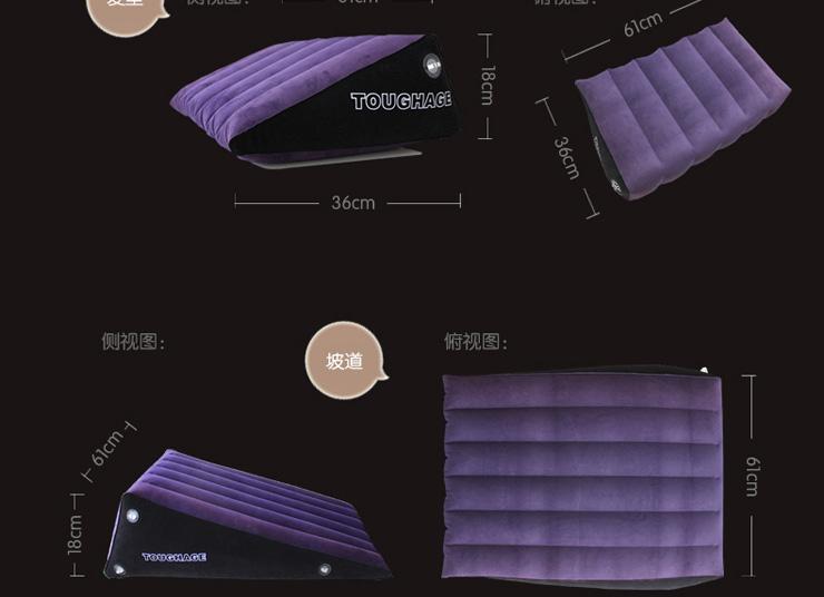 产品特点 全方位保护手脚碗,高潮坡道套装,搭配双层手腕铐、脚腕铐,5mm厚保护垫,用起来方便又舒服