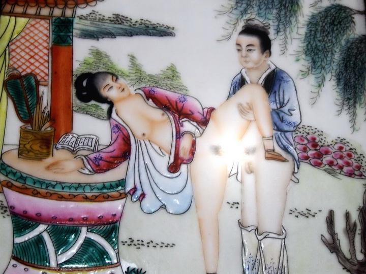 各种色情品和性用品的产销行业,怎么区分人体艺术和色彩画?性教育应该包括美学教育,性与经济的种种现象(三)