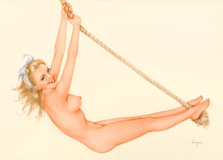 """裸体女人就那么好看吗?魂儿被勾走了吧?""""那幅妖娆的裸女图竟然有""""助性""""的作用,每每能够激发黄格的""""性致"""",让两人早已平淡如水的同居生活变得""""性""""趣盎然起来。"""
